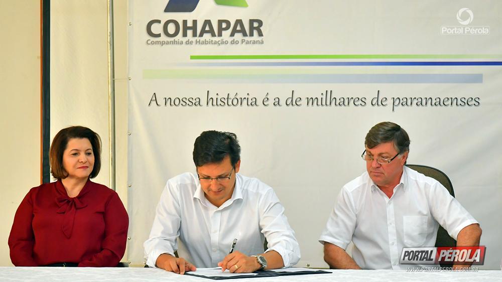 Regularização fundiária atenderá mais de 470 famílias de Umuarama
