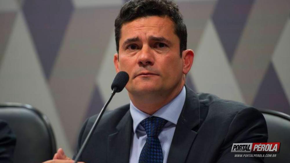 PF investiga publicações com ameaças a Moro em rede social