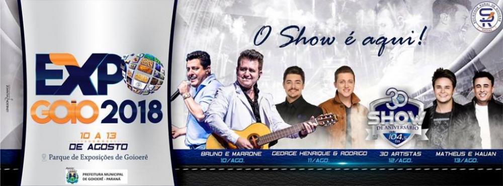 Show Matheus e Kauan - 13/08