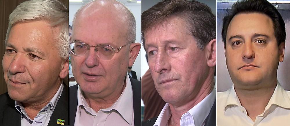 Candidatos ao Governo do Paraná nas eleições de 2018: veja quem são