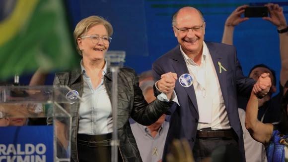 PSDB confirma Alckmin como candidato a presidente