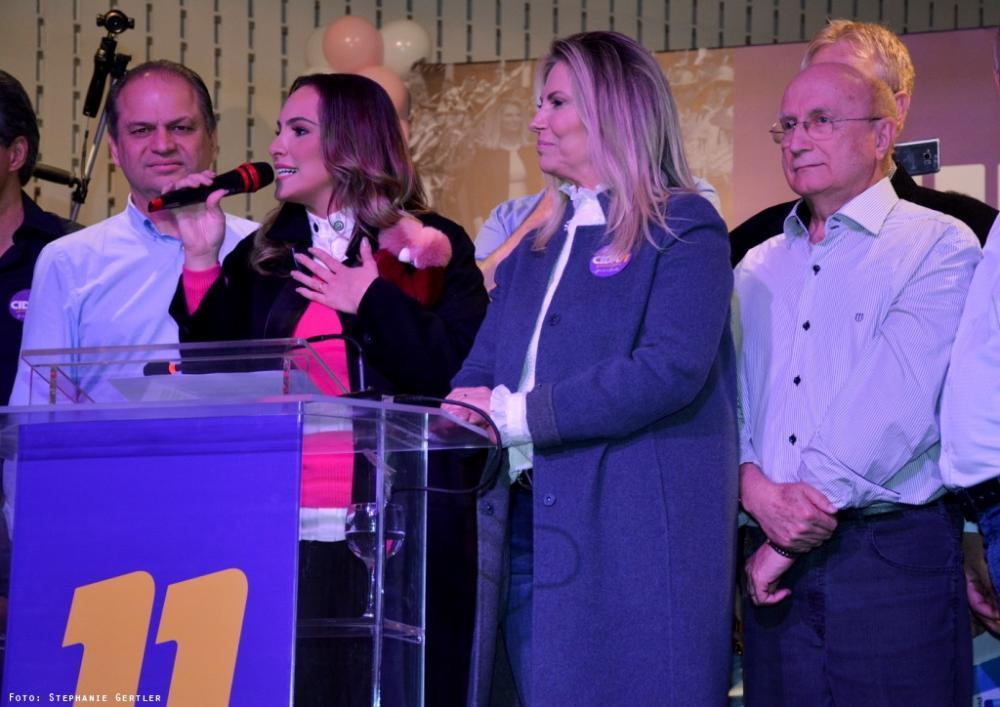 Progressista oficializa candidatura de Osmar Serraglio para Deputado Federal