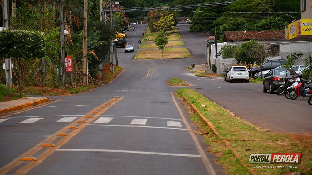 Prefeitura estuda duplicação de trecho no início da Avenida Castelo Branco em Umuarama