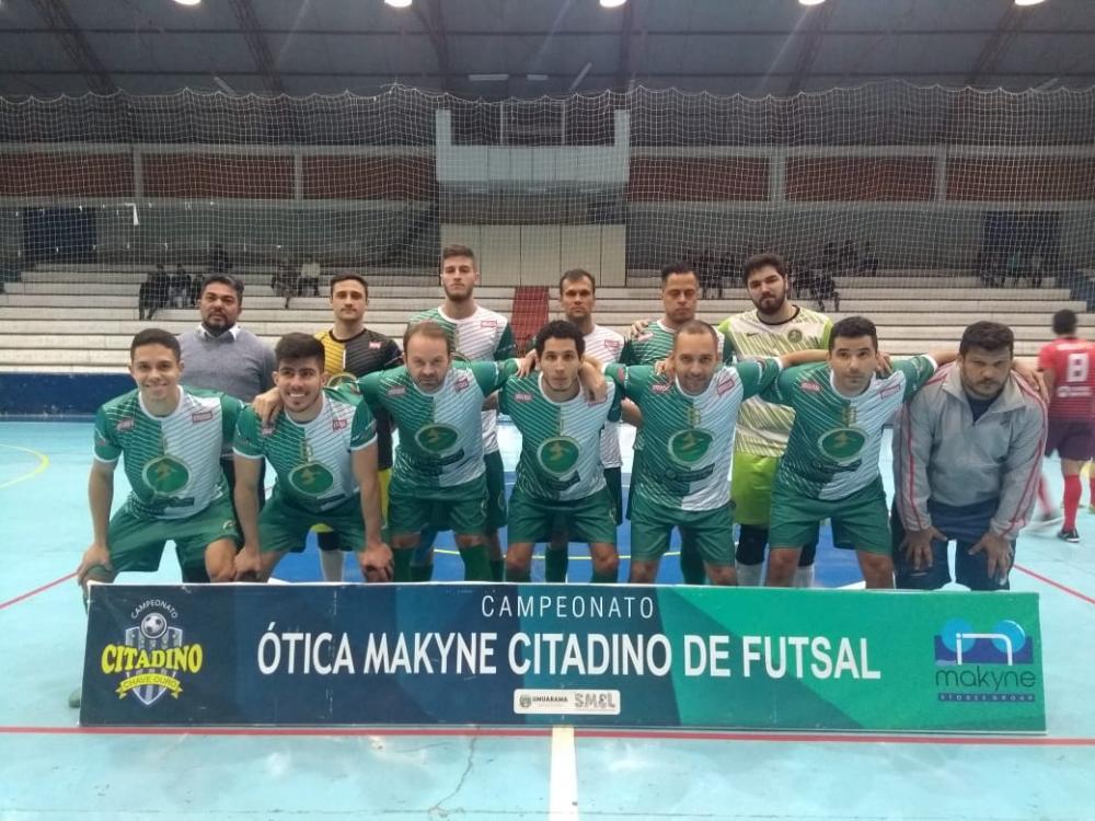 Campeonato Citadino de Futsal Ótica Makyne