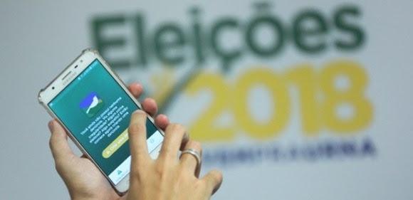 Aplicativo permite a eleitor fiscalizar e denunciar infrações na campanha eleitoral
