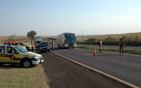 Polícia Rodoviária lança Operação Padroeira nas rodovias estaduais