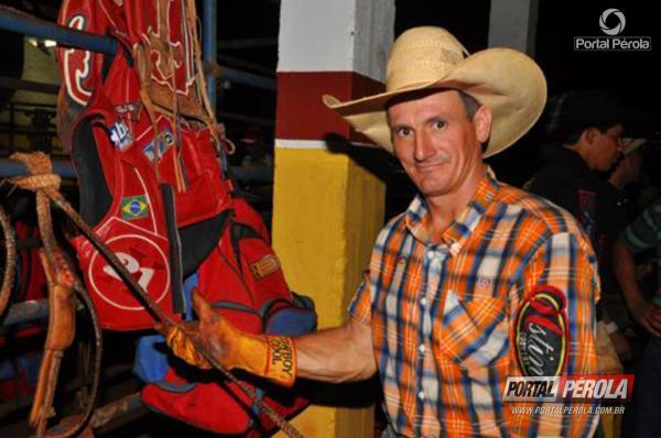 Competidor de rodeio Sidney Maria foi encontrado morto em uma propriedade rural de Douradina