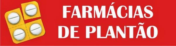 Farmácia Pérola / Plantão de 27/10 até 02/11