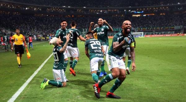 Após título brasileiro, Palmeiras se isola na liderança do ranking da CBF; Atlético sobe e Coritiba fecha a lista
