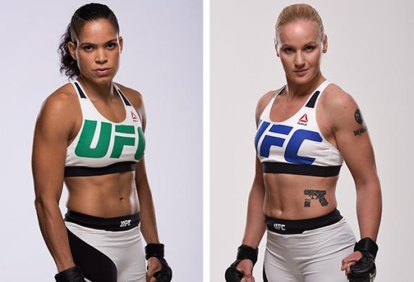 UFC 213: Amanda Nunes x Valentina Shevchenko promovida a luta principal
