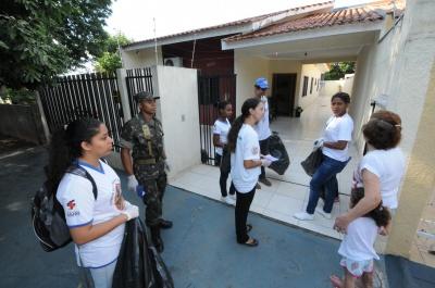 Liraa mantém nível de alerta para infestação do mosquito da dengue