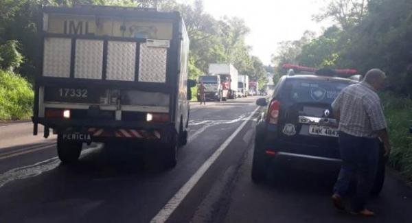 Identificados integrantes do Gol, que morreram em acidente na PR-323